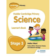 Hodder Cambridge Primary Science Learner's Book 3 (BOK)