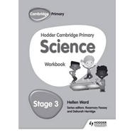 Hodder Cambridge Primary Science Workbook 3 (BOK)
