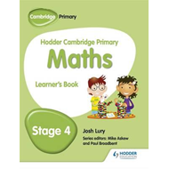 Hodder Cambridge Primary Maths Learner's Book 4 (BOK)