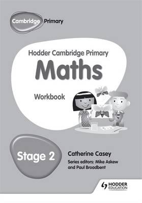 Hodder Cambridge Primary Maths Workbook 2 (BOK)