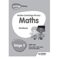 Hodder Cambridge Primary Maths Workbook 3 (BOK)