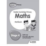 Hodder Cambridge Primary Maths Workbook 4 (BOK)