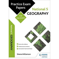 National 5 Geography: Practice Papers for SQA Exams (BOK)