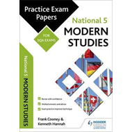 National 5 Modern Studies: Practice Papers for SQA Exams (BOK)