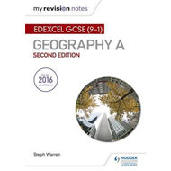 My Revision Notes: Edexcel GCSE (9-1) Geography A Second Edi (BOK)