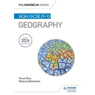 My Revision Notes: AQA GCSE (9-1) Geography (BOK)