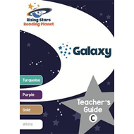 Reading Planet Galaxy Teacher's Guide C (Turquoise - White) (BOK)