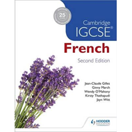 Cambridge IGCSE (R) French Student Book Second Edition (BOK)