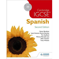 Cambridge IGCSE (R) Spanish Student Book Second Edition (BOK)