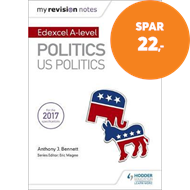 Produktbilde for My Revision Notes: Edexcel AS/A-level Politics: US Politics (BOK)
