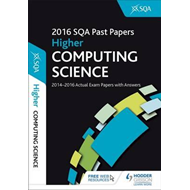 Higher Computing Science 2016-17 SQA Past Papers with Answer (BOK)