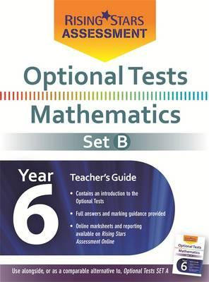 Optional Tests Mathematics Year 6 School Pack Set B (BOK)