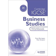 Cambridge IGCSE Business Studies Workbook (BOK)