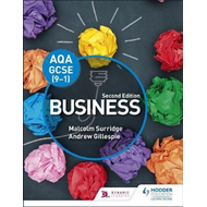 AQA GCSE (9-1) Business, Second Edition (BOK)