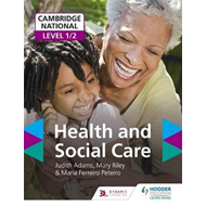 Cambridge National Level 1/2 Health and Social Care (BOK)