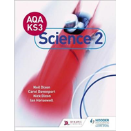 AQA Key Stage 3 Science Pupil Book 2 (BOK)