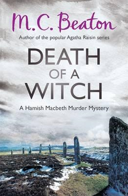 Death of a Witch (BOK)