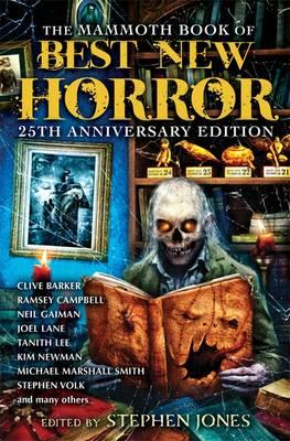 Mammoth Book of Best New Horror 25 (BOK)