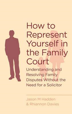 How to Represent Yourself in the Family Court (BOK)