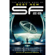 Mammoth Book of Best New Sf 28 (BOK)