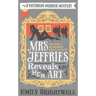 Mrs Jeffries Reveals Her Art (BOK)