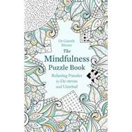 Produktbilde for The Mindfulness Puzzle Book - Relaxing Puzzles to De-stress and Unwind (BOK)