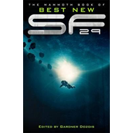 Mammoth Book of Best New SF (BOK)