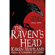 Produktbilde for The Raven's Head - A gothic tale of secrets and alchemy in the Dark Ages (BOK)