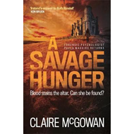 Produktbilde for A Savage Hunger (Paula Maguire 4) - An Irish crime thriller of spine-tingling suspense (BOK)