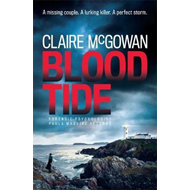 Produktbilde for Blood Tide (Paula Maguire 5) - A chilling Irish thriller of murder, secrets and suspense (BOK)