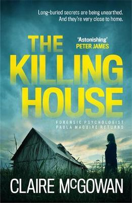The Killing House (Paula Maguire 6) - An explosive Irish crime thriller that will give you chills (BOK)