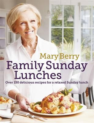 Mary Berry's Family Sunday Lunches (BOK)