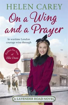 On a Wing and a Prayer (Lavender Road 3) (BOK)