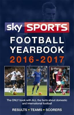 Sky Sports Football Yearbook (BOK)