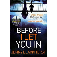Before I Let You in (BOK)