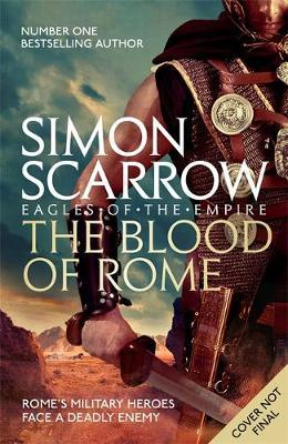 Blood of Rome (Eagles of the Empire 17) (BOK)