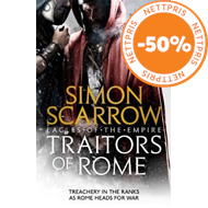 Produktbilde for Traitors of Rome (Eagles of the Empire 18) - Roman army heroes Cato and Macro face treachery in the (BOK)