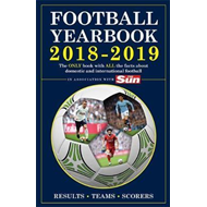 The Football Yearbook 2018-2019 in association with The Sun (BOK)