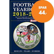 Produktbilde for The Football Yearbook 2018-2019 in association with The Sun (BOK)