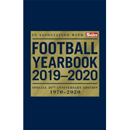 Football Yearbook 2019-2020 in association with The Sun - Sp (BOK)