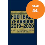 Produktbilde for The Football Yearbook 2019-2020 in association with The Sun - Special 50th Anniversary Edition (BOK)