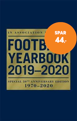 The Football Yearbook 2019-2020 in association with The Sun - Special 50th Anniversary Edition (BOK)