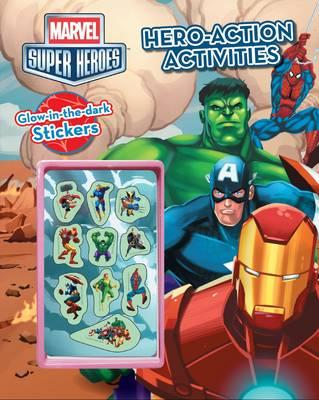 Marvel Super Hero Activity (BOK)