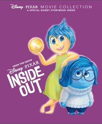 Disney Pixar Movie Collection: Inside Out (BOK)