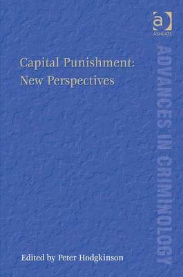 Capital Punishment: New Perspectives (BOK)