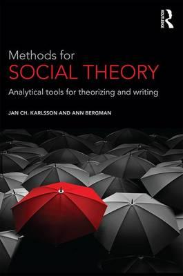 Methods for Social Theory (BOK)