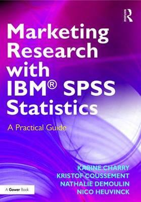Marketing Research with IBM SPSS Statistics (BOK)