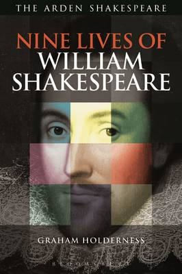 Nine Lives of William Shakespeare (BOK)