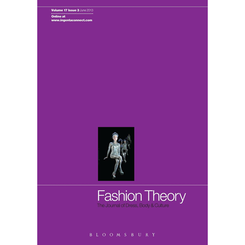Fashion Theory Part 173 BLS SO (BOK)