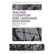 Teacher Cognition and Language Education (BOK)